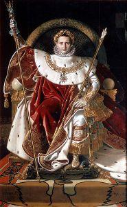 Napoleon Bonaparte Emperador