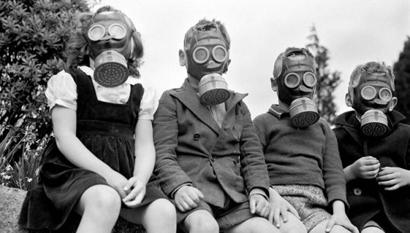 Kids Gas Mask