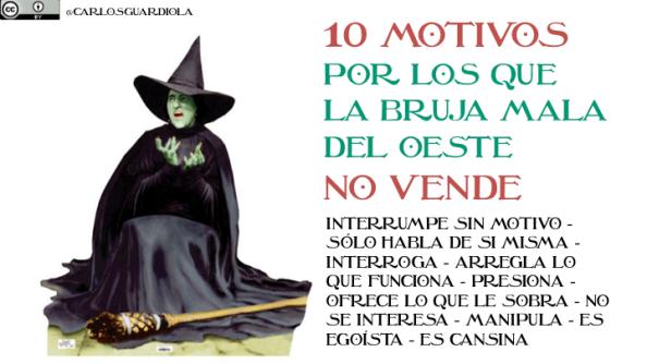 10 Formas de No Vender