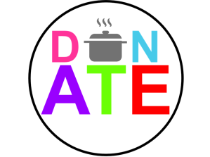 Don't waste, DONATE!