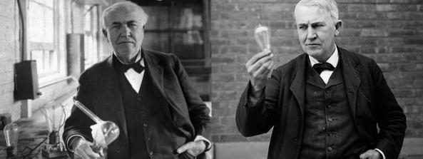 Edison y la Bombilla